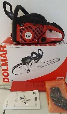 Ersatzteile für DOLMAR PS-500 C Benzin-Motorsäge
